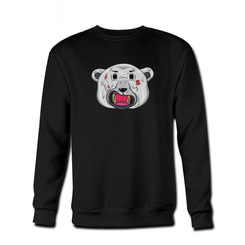 Your Teddy Bear Fresh Best Crewneck Sweatshirt just got an update. This super comfortable and lighter weight crewneck will become your favorite go-to sweatshirt. The cozy spandex cuffs and waistband make this pill-resistant sweatshirt a fan favorite.And your group will look and feel their best in this premium ringspun cotton crew.