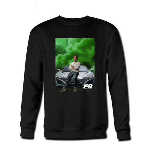 Your Tej Fast And Furious 9 The Fast Saga Fresh Best Crewneck Sweatshirt just got an update. This super comfortable and lighter weight crewneck will become your favorite go-to sweatshirt. The cozy spandex cuffs and waistband make this pill-resistant sweatshirt a fan favorite.And your group will look and feel their best in this premium ringspun cotton crew.