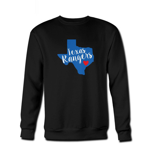 Your Texas Rangers Cup State Fresh Best Crewneck Sweatshirt just got an update. This super comfortable and lighter weight crewneck will become your favorite go-to sweatshirt. The cozy spandex cuffs and waistband make this pill-resistant sweatshirt a fan favorite.And your group will look and feel their best in this premium ringspun cotton crew.
