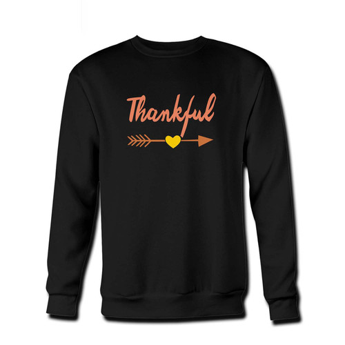 Your Thankful Thanksgiving With Arrow And Love Fresh Best Crewneck Sweatshirt just got an update. This super comfortable and lighter weight crewneck will become your favorite go-to sweatshirt. The cozy spandex cuffs and waistband make this pill-resistant sweatshirt a fan favorite.And your group will look and feel their best in this premium ringspun cotton crew.