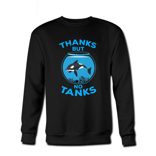 Your Thanks But No Tanks Fresh Best Crewneck Sweatshirt just got an update. This super comfortable and lighter weight crewneck will become your favorite go-to sweatshirt. The cozy spandex cuffs and waistband make this pill-resistant sweatshirt a fan favorite.And your group will look and feel their best in this premium ringspun cotton crew.