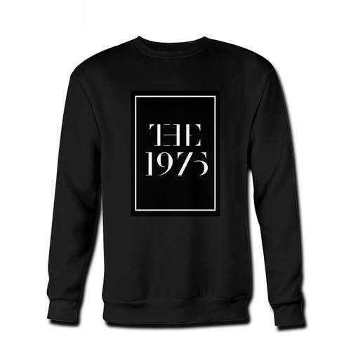 Your The 1975 Logo Fresh Best Crewneck Sweatshirt just got an update. This super comfortable and lighter weight crewneck will become your favorite go-to sweatshirt. The cozy spandex cuffs and waistband make this pill-resistant sweatshirt a fan favorite.And your group will look and feel their best in this premium ringspun cotton crew.