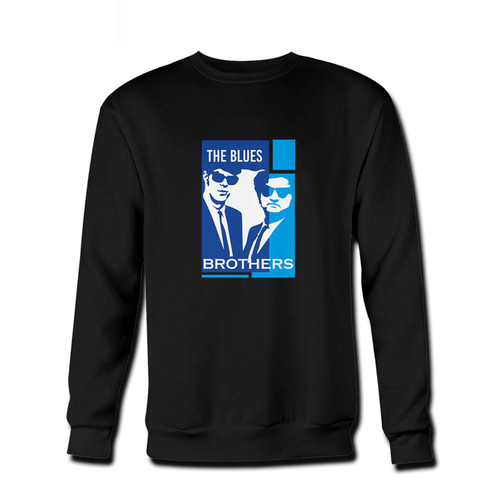 Your The Blues Brothers Fresh Best Crewneck Sweatshirt just got an update. This super comfortable and lighter weight crewneck will become your favorite go-to sweatshirt. The cozy spandex cuffs and waistband make this pill-resistant sweatshirt a fan favorite.And your group will look and feel their best in this premium ringspun cotton crew.