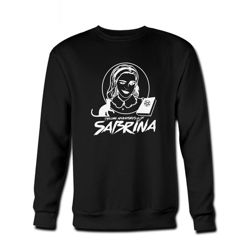 Your The Chilling Adventures Of Sabrina Fresh Best Crewneck Sweatshirt just got an update. This super comfortable and lighter weight crewneck will become your favorite go-to sweatshirt. The cozy spandex cuffs and waistband make this pill-resistant sweatshirt a fan favorite.And your group will look and feel their best in this premium ringspun cotton crew.