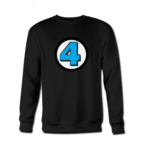 Your The Fantastic Four Comic Book Fresh Best Crewneck Sweatshirt just got an update. This super comfortable and lighter weight crewneck will become your favorite go-to sweatshirt. The cozy spandex cuffs and waistband make this pill-resistant sweatshirt a fan favorite.And your group will look and feel their best in this premium ringspun cotton crew.