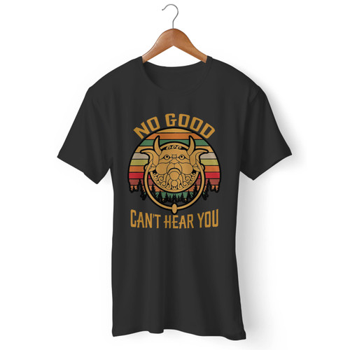 Labyrinth No Good Can'T Hear You Vintage Women T Shirt
