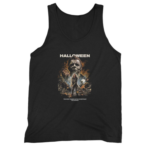 Our cotton 2018 michael myers men tank top is perfect for those intense workouts in the gym, at practice or pickup games.