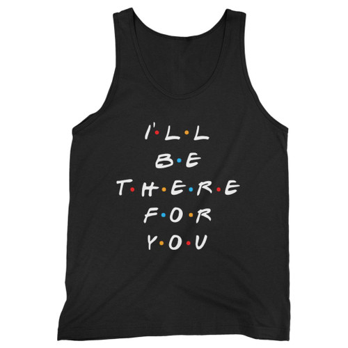 Our cotton ill be there for you men tank top is perfect for those intense workouts in the gym, at practice or pickup games.