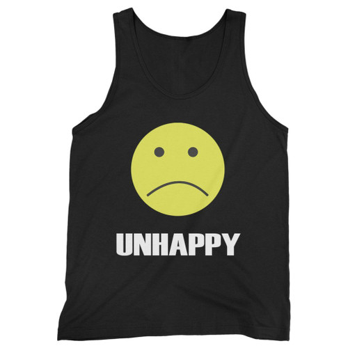 Our cotton lil pump - unhappy men tank top is perfect for those intense workouts in the gym, at practice or pickup games.