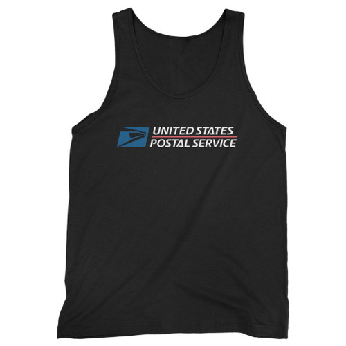 Our cotton usps postal post office men tank top is perfect for those intense workouts in the gym, at practice or pickup games.