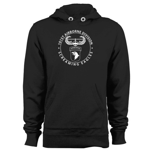 Was created with comfort in mind, this 101st airborne division hoodie lighter weight is perfect for any activity. Teams and groups love this hoodie for its affordable price and variety of colors.