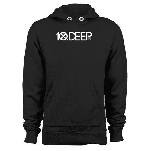 Was created with comfort in mind, this 10 deep logo hoodie lighter weight is perfect for any activity. Teams and groups love this hoodie for its affordable price and variety of colors.