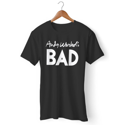 Andy Warhols Bad Men T Shirt