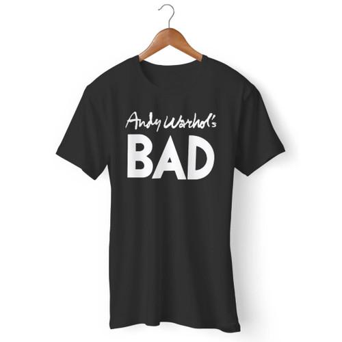 Andy Warhols Bad Men T Shirt
