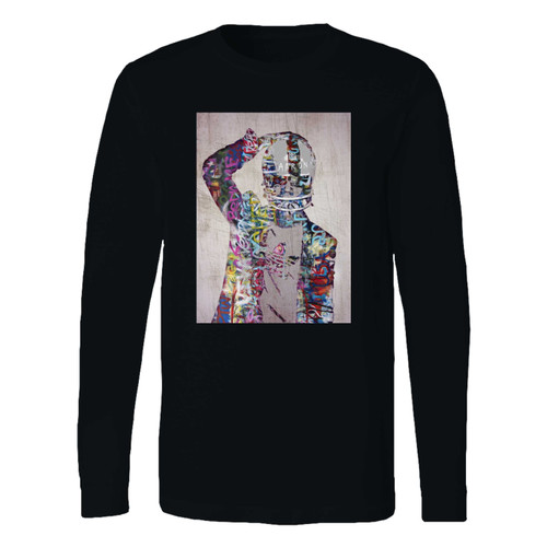 This classic fit jean-michel basquiat abstract long sleeve shirt is casually elegant and very comfortable. With fine quality print to make one stand out, it's a perfect fit for every occasion.