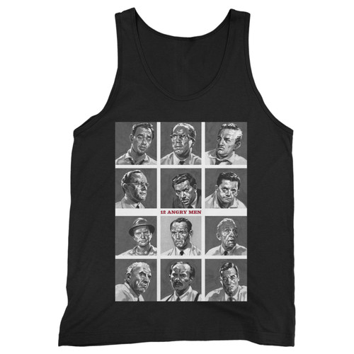 Our cotton 12 angry men men tank top is perfect for those intense workouts in the gym, at practice or pickup games.