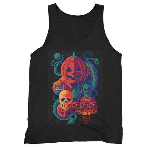 Our cotton halloween season of the witch men tank top is perfect for those intense workouts in the gym, at practice or pickup games.
