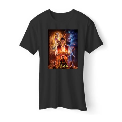Aladdin Poster Men T Shirt