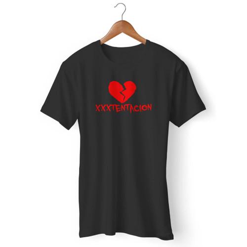 Xxxtentacion Rip Logo Men T Shirt