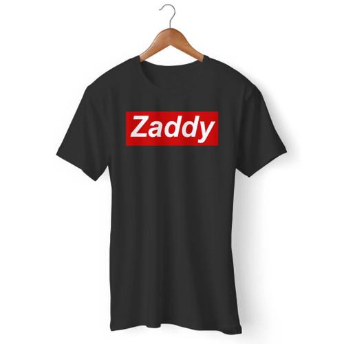 Zaddy Custom Men T Shirt