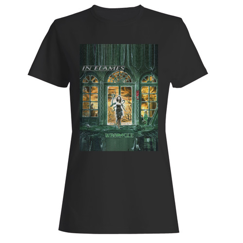These are in flames whoracle women t shirt that are cute tied to the side or paired with a cardigan or jacket for a more styled look. So comfy and classic, they are sure to make your vacation extra magical.