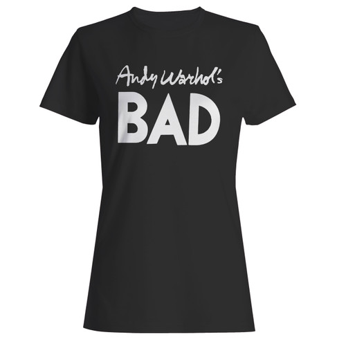 These are andy warhols bad women t shirt that are cute tied to the side or paired with a cardigan or jacket for a more styled look. So comfy and classic, they are sure to make your vacation extra magical.