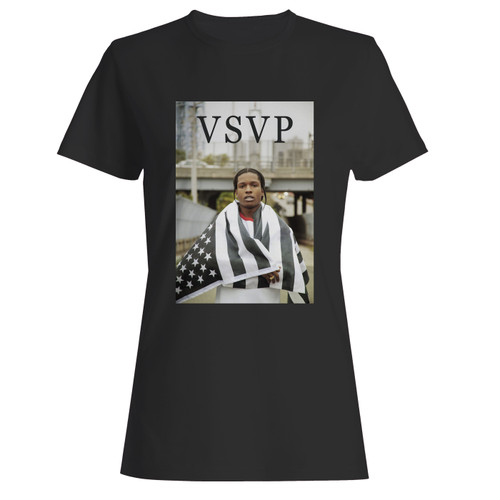 These are asap rocky wma flag women t shirt that are cute tied to the side or paired with a cardigan or jacket for a more styled look. So comfy and classic, they are sure to make your vacation extra magical.