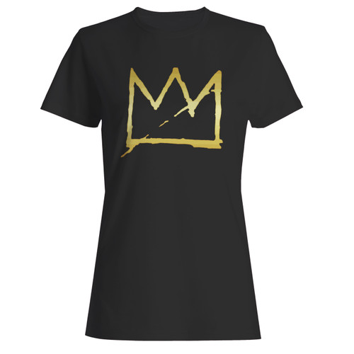 These are basquiat crown jean michel women t shirt that are cute tied to the side or paired with a cardigan or jacket for a more styled look. So comfy and classic, they are sure to make your vacation extra magical.