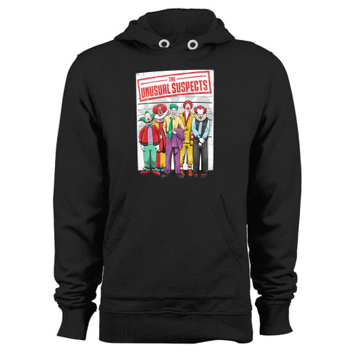 Was created with comfort in mind, this unusual suspects movie parody hoodie lighter weight is perfect for any activity. Teams and groups love this hoodie for its affordable price and variety of colors.