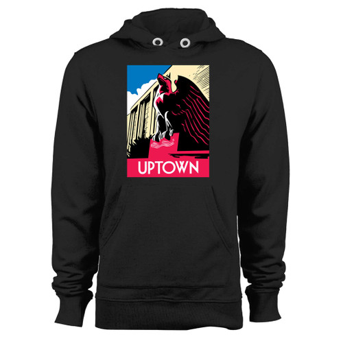 Was created with comfort in mind, this uptown chicago hoodie lighter weight is perfect for any activity. Teams and groups love this hoodie for its affordable price and variety of colors.