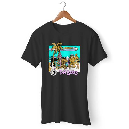 Surf T And C Da Boys 80S Vintage Men T Shirt