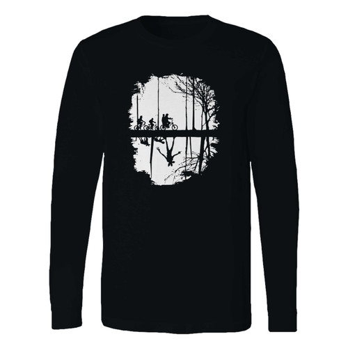 This classic fit upside down demogorgon dungeons and dragons long sleeve shirt is casually elegant and very comfortable. With fine quality print to make one stand out, it's a perfect fit for every occasion.