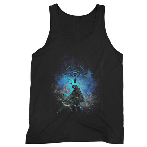 Our cotton the legend of zelda breath of the wild inspired men tank top is perfect for those intense workouts in the gym, at practice or pickup games.