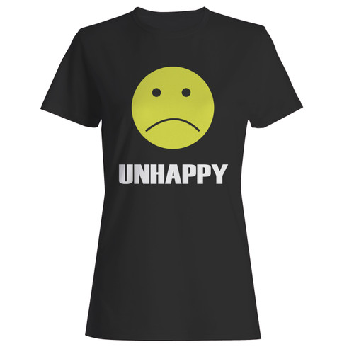 These are lil pump - unhappy women t shirt that are cute tied to the side or paired with a cardigan or jacket for a more styled look. So comfy and classic, they are sure to make your vacation extra magical.