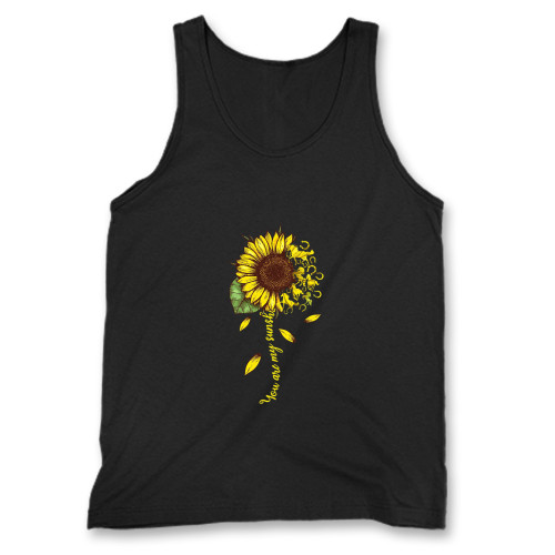 Our cotton you are my sunshine men tank top is perfect for those intense workouts in the gym, at practice or pickup games.