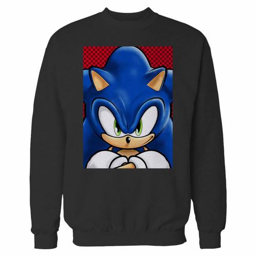 Sonic The Hedgehog Crewneck Sweatshirt