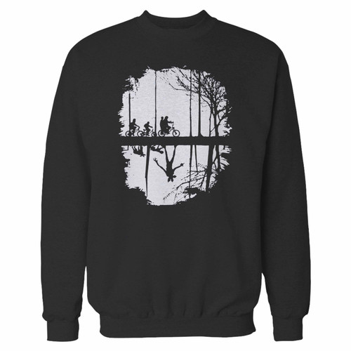 Your upside down demogorgon dungeons and dragons crewneck sweatshirt just got an update. This super comfortable and lighter weight crewneck will become your favorite go-to sweatshirt. The cozy spandex cuffs and waistband make this pill-resistant sweatshirt a fan favorite.And your group will look and feel their best in this premium ringspun cotton crew.