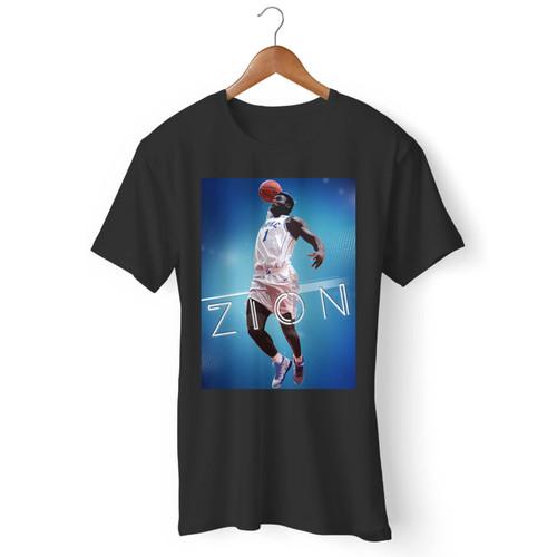 Zion Williamson Basketball Player Men T Shirt