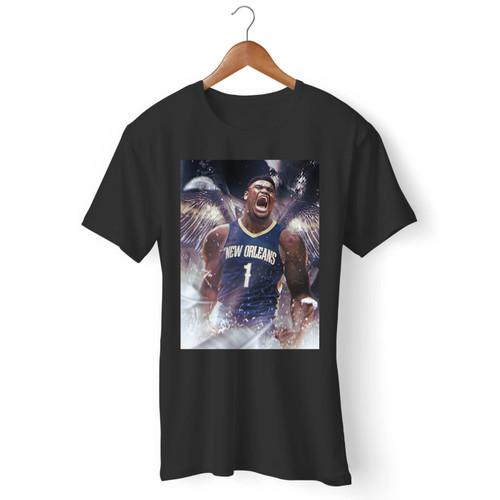 Zion Williamson Nba Men T Shirt