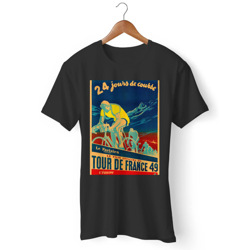 1949 Tour De France Men T Shirt