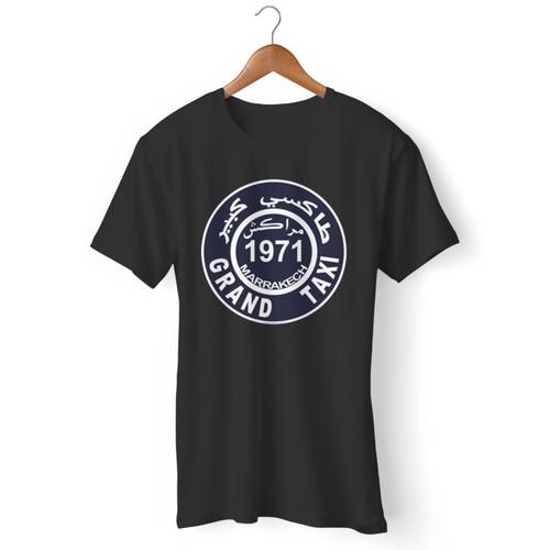 1971 Marrakesh Marrakech Grand Taxi Men T Shirt