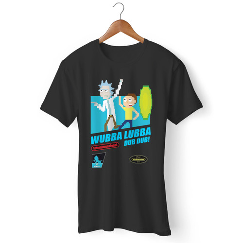 Wubba Lubba Dub Dub Rick & Morty Men T Shirt