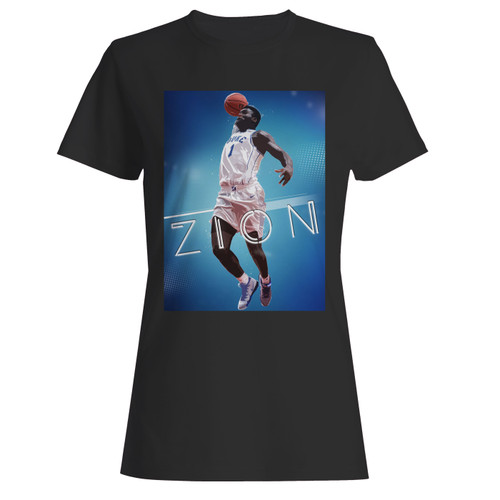 These are zion williamson basketball player women t shirt that are cute tied to the side or paired with a cardigan or jacket for a more styled look. So comfy and classic, they are sure to make your vacation extra magical.