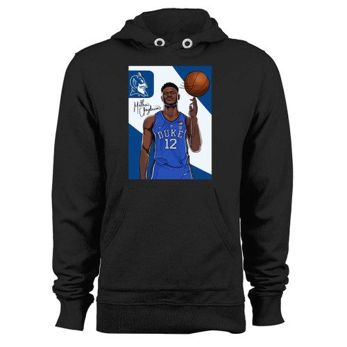 Was created with comfort in mind, this zion williamson duke basketball hoodie lighter weight is perfect for any activity. Teams and groups love this hoodie for its affordable price and variety of colors.