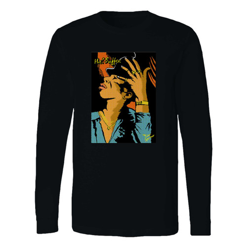 This classic fit pepper labeija ha! suffer long sleeve shirt is casually elegant and very comfortable. With fine quality print to make one stand out, it's a perfect fit for every occasion.
