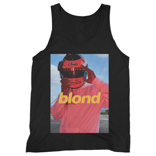 Our cotton frank ocean blonde men tank top is perfect for those intense workouts in the gym, at practice or pickup games.