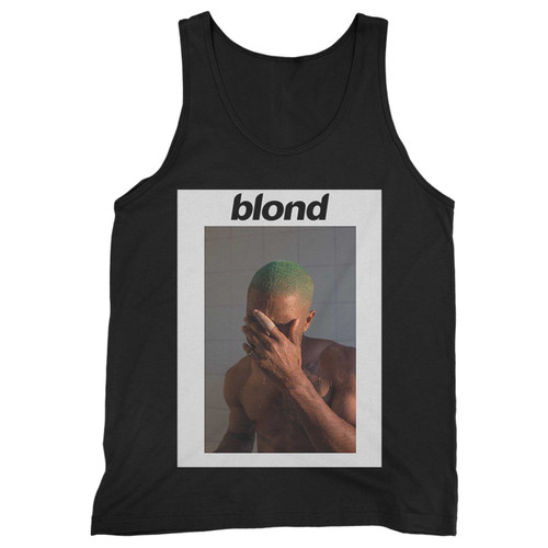 Our cotton frank ocean blonde music men tank top is perfect for those intense workouts in the gym, at practice or pickup games.