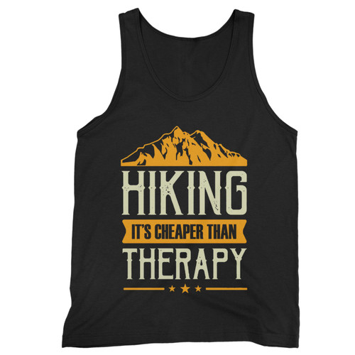 Our cotton hiking it's cheaper than a therapy men tank top is perfect for those intense workouts in the gym, at practice or pickup games.