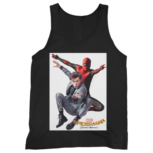 Our cotton tom holland spider man men tank top is perfect for those intense workouts in the gym, at practice or pickup games.