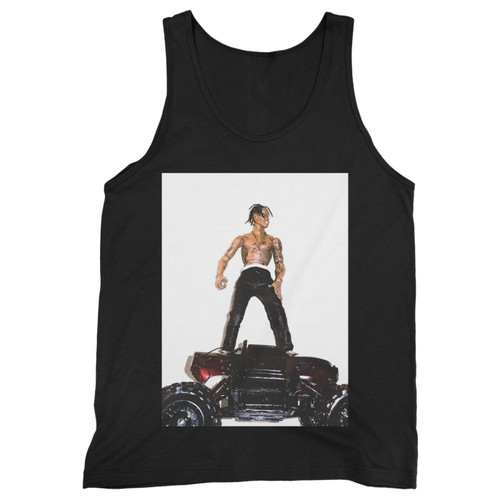 Our cotton travis scott rodeo album men tank top is perfect for those intense workouts in the gym, at practice or pickup games.